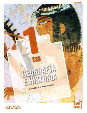 GEOGRAFÍA E HISTORIA 1 ESO SUMA PIEZAS 2020