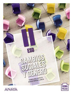 CAMBIOS SOCIALES Y GÉNERO II ESO 2020