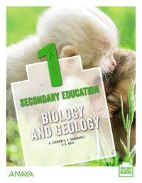 BIOLOGY AND GEOLOGY 1º ESO ANDALUCIA 2020 + DE CERCA