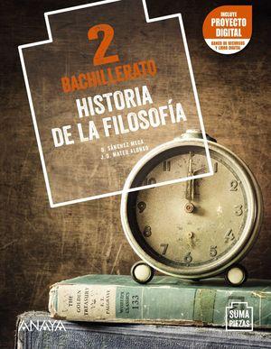 HISTORIA DE LA FILOSOFÍA 2 BACH 2021 SUMA PIEZAS