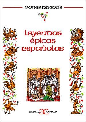 LEYENDAS ÉPICAS ESPAÑOLAS