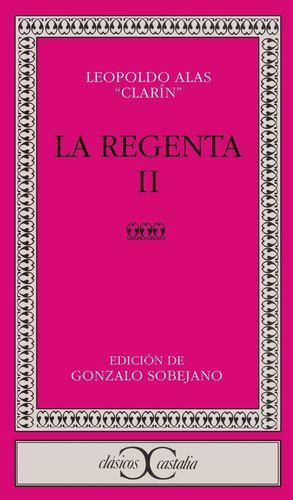 LA REGENTA, II
