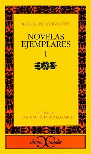 NOVELAS EJEMPLARES, I,                                                         .