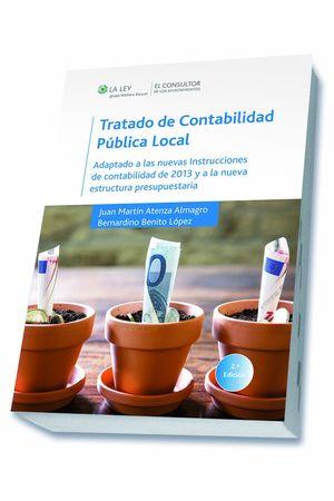 TRATADO DE CONTABILIDAD PUBLICA LOCAL (2.ª EDICION)