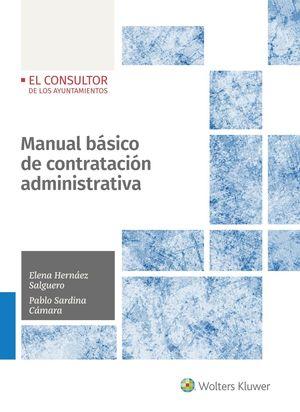 MANUAL BÁSICO DE CONTRATACIÓN ADMINISTRATIVA