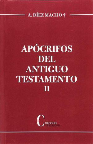 APÓCRIFOS DEL ANTIGUO TESTAMENTO, TOMO II