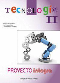 TECNOLOGIA II - PROYECTO INTEGRA