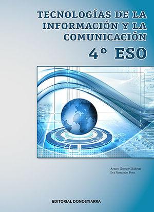 TECNOLOGÍA DE LA INFORMACIÓN Y COMUNICACIÓN 4º ESO