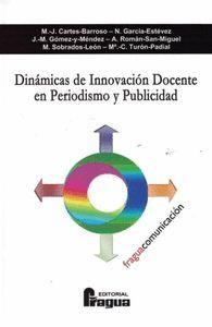 DINÁMICA DE INNOVACIÓN DOCENTE EN PERIODISMO Y PUBLICIDAD
