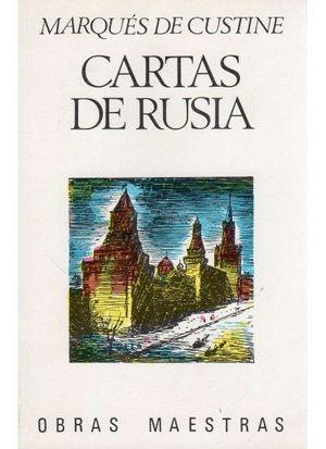 356. CARTAS DE RUSIA