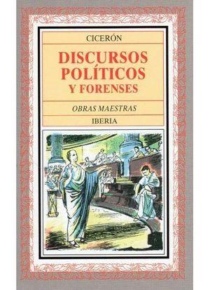 152. DISCURSOS POLITICOS Y FORENSES