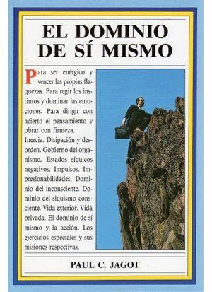 413. EL DOMINIO DE SI MISMO. RCA.