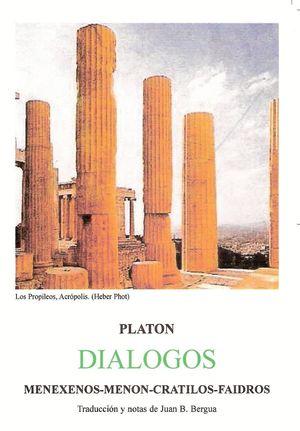 DIÁLOGOS DE PLATÓN. (TOMO III)