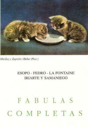 FABULAS COMPLETAS