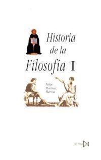 HISTORIA DE LA FILOSOFIA VOL.1