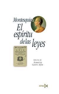 EL ESPIRITU DE LAS LEYES