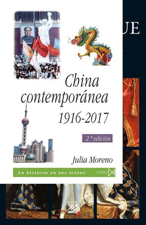 CHINA CONTEMPORÁNEA 1916-2017
