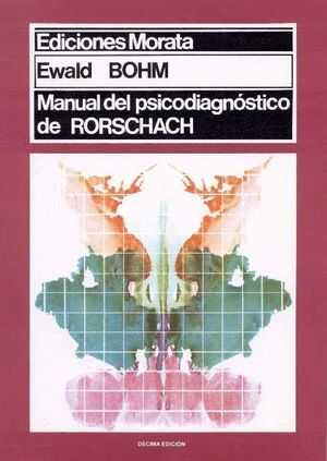 MANUAL DEL SICODIAGN.DE RORSCHAC
