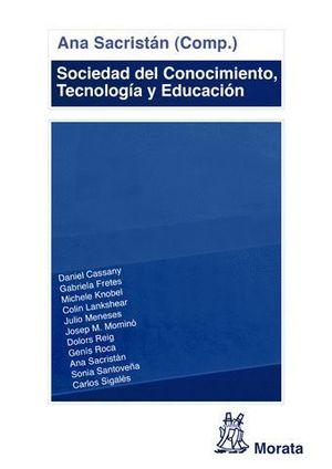 SOCIEDAD DEL CONOCIMIENTO TECNOLOGIA Y EDUCACION