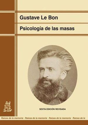 PSICOLOGIA DE LAS MASAS