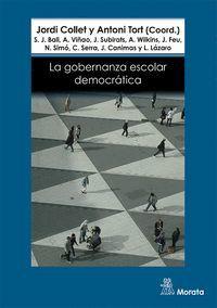 LA GOBERNANZA ESCOLAR DEMOCRATICA