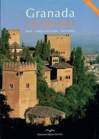 GRANADA Y LA ALHAMBRA