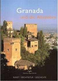 GRANADA Y LA ALHAMBRA - ALEMAN