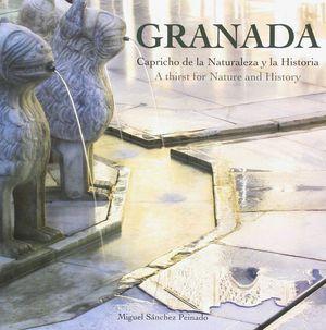 GRANADA CAPRICHO DE LA NATURALEZA ESPAÑOL / INGLES
