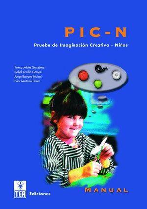 PIC-N, PRUEBA DE IMAGINACIÓN CREATIVA PARA NIÑOS