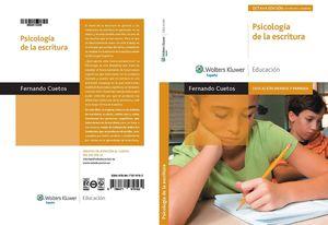 PSICOLOGÍA DE LA ESCRITURA (3.ª EDICIÓN)