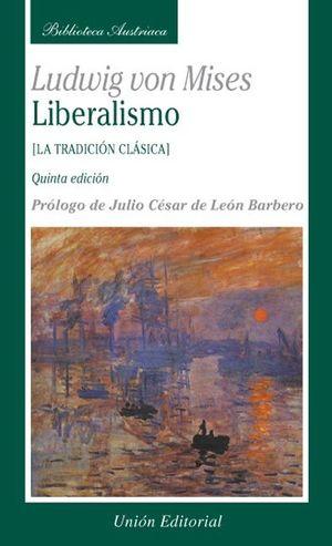 LIBERALISMO (5.ª EDICIÓN)