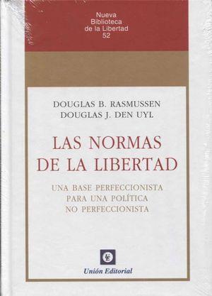 LAS NORMAS DE LA LIBERTAD