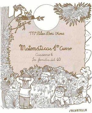 CUADERNO MATEMATICAS 6 1 EP
