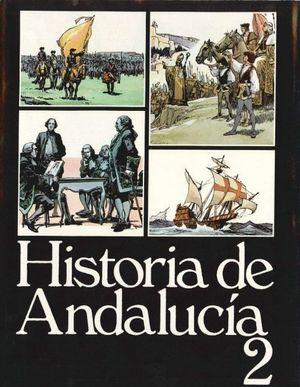 HISTORIA DE ANDALUCIA 2