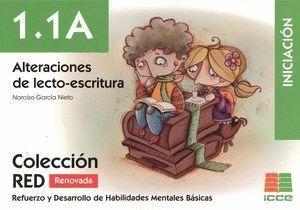 ALTERACIONES DE LECTO-ESCRITURA 1.1A (RENOVADA)