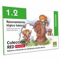 RAZONAMIENTO LOGICO BASICO  INICIACION 1.2