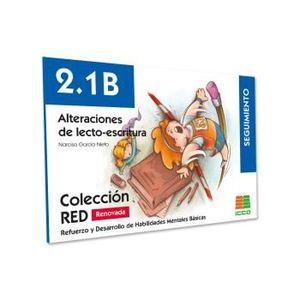 ALTERACIONES LECTOESCRITURA 2.1 B RED SEGUIMIENTO