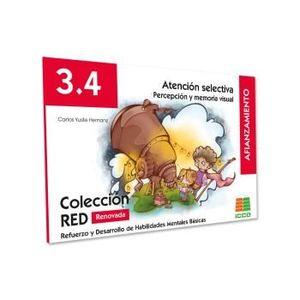 ATENCION SELECTIVA 3.4 PERCEP.MEMORIA VISUAL RED AFIANZAMIE