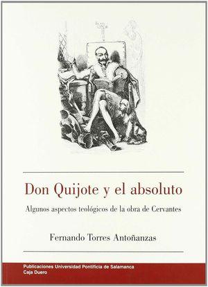 DON QUIJOTE Y EL ABSOLUTO