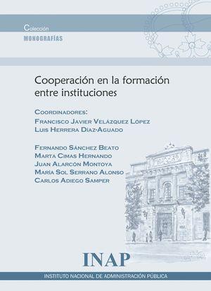 COOPERACION EN LA FORMACION ENTRE INSTITUCIONES