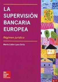 SUPERVISION BANCARIA EUROPEA