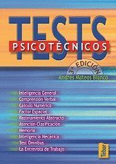 TESTS PSICOTECNICOS