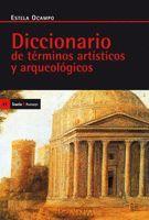 DICCIONARIO DE TERMINOS ARTISTICOS Y ARQUEOLOGICOS