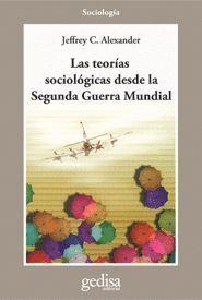 TEORIAS SOCIOLOGICAS DESDE LA II GUERRA MUNDIAL