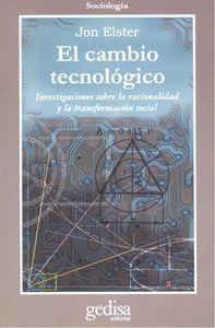 CAMBIO TECNOLOGICO, EL.
