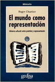 EL MUNDO COMO REPRESENTACION