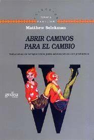 ABRIR CAMINOS PARA EL CAMBIO
