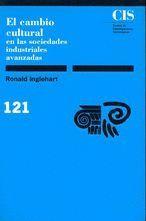 CAMBIO CULTURAL SOCIEDADES INDUSTRIAS AVANZADAS