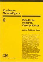 METODOS DE MUESTREO CASOS PRACTICOS