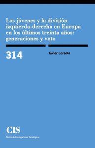 LOS JÓVENES Y LA DIVISIÓN IZQUIERDA-DERECHA EN EUROPA EN LOS ÚLTIMOS TREINTA AÑO